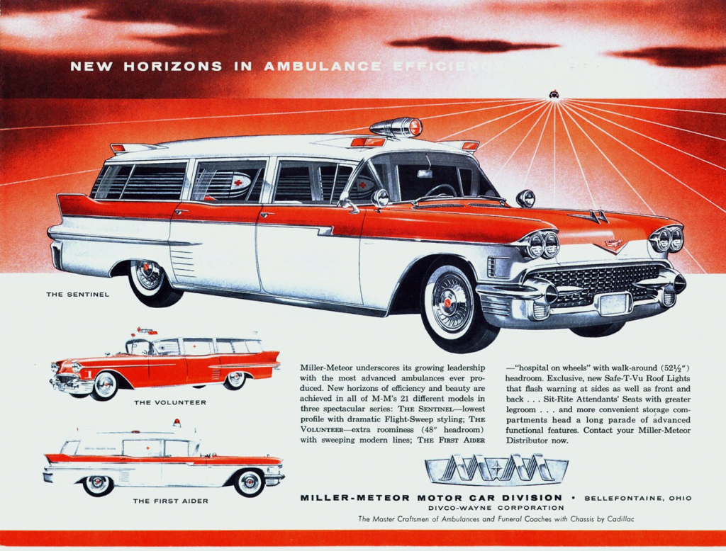 1958 Cadillac by Miller-Meteor
