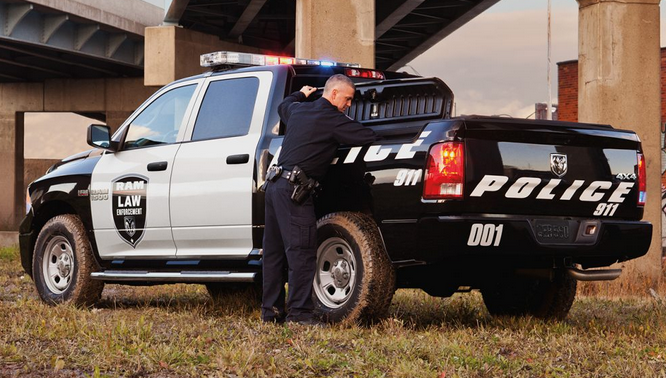 6 Coolest Police Vehicles Of 2018