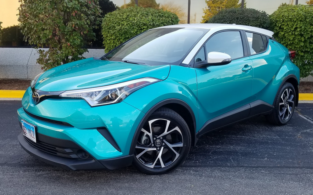 test drive 2018 toyota c hr xle the daily drive consumer guide rh blog consumerguide com How Stuff Works Bppk How Machines Work
