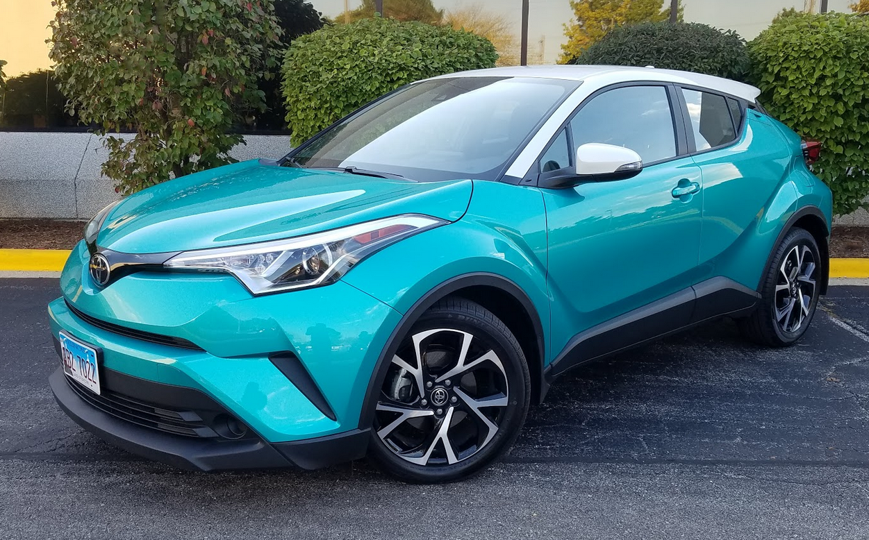 Test Drive 2018 Toyota C Hr Xle The Daily Drive