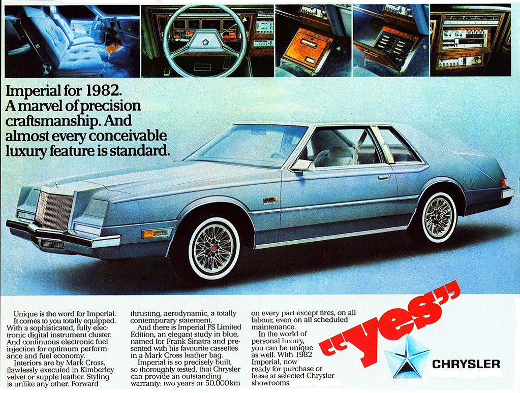 1982 Imperial Ad