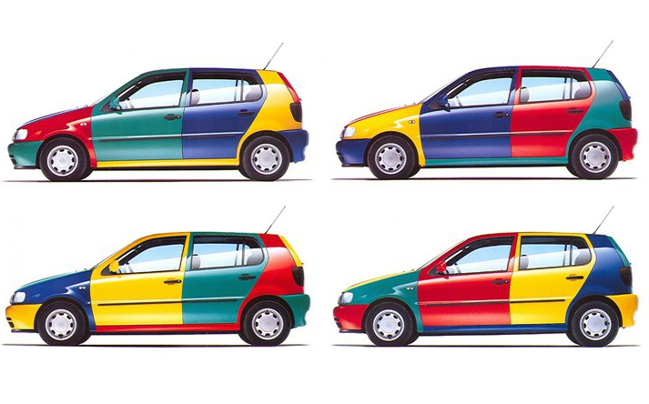 Polo Harlequin Color Combinations