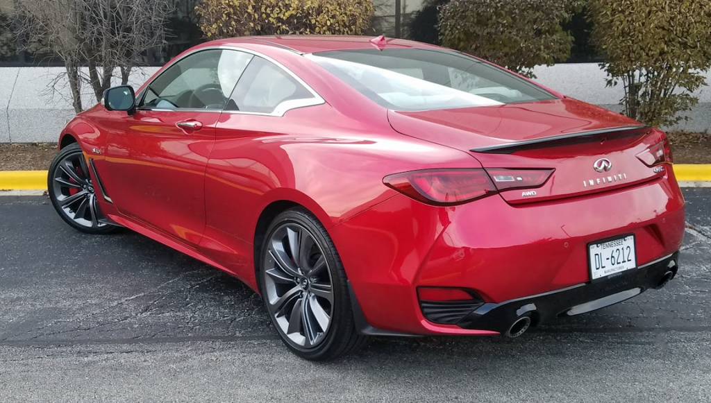 Q60 Red Sport
