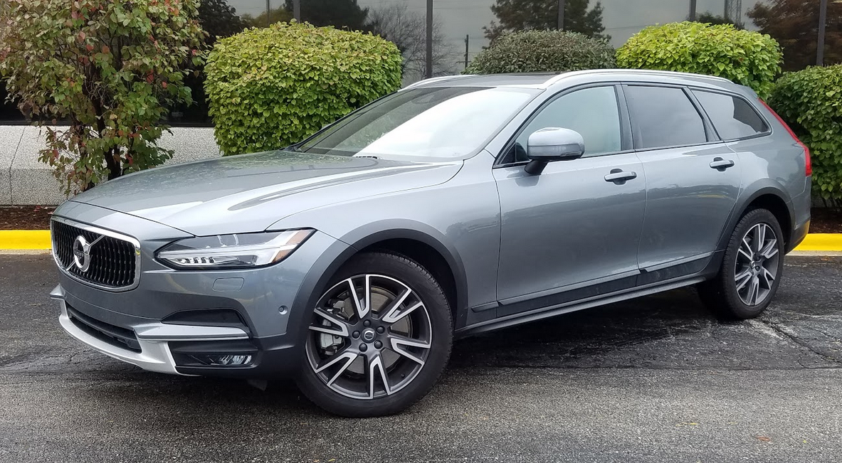 Test Drive: 2017 Volvo V90 Cross Country | The Daily Drive | Consumer Guide® The Daily Drive ...