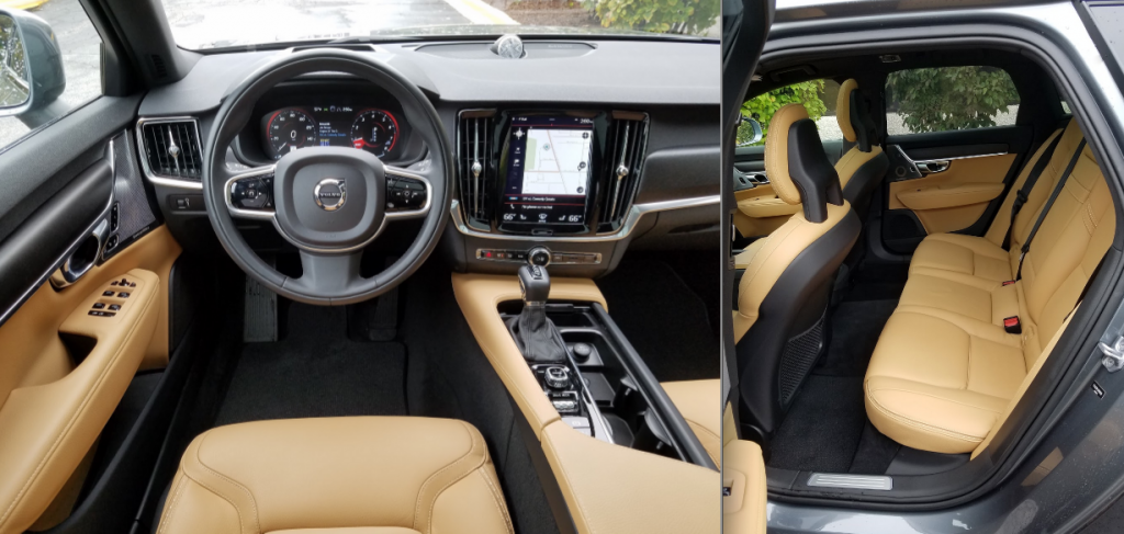 V90 Cross Country Cabin