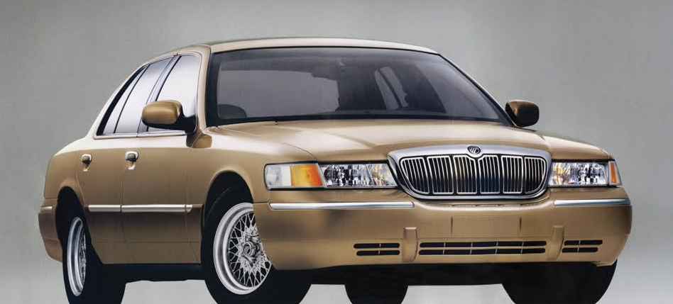 2001 Mercury Grand Marquis LSE