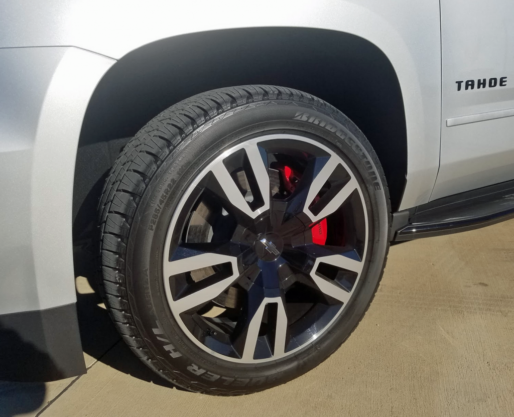 TAHOE RST Wheel