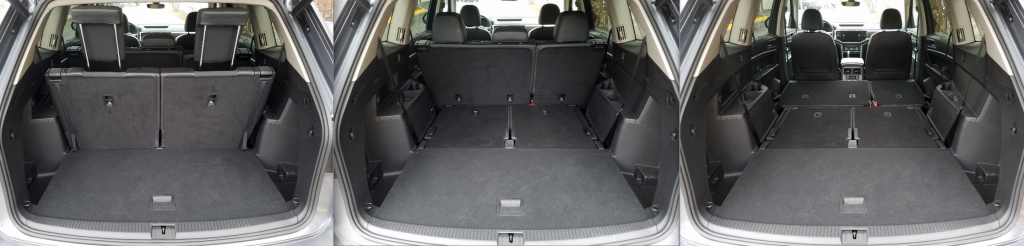 2018 Atlas Cargo Area