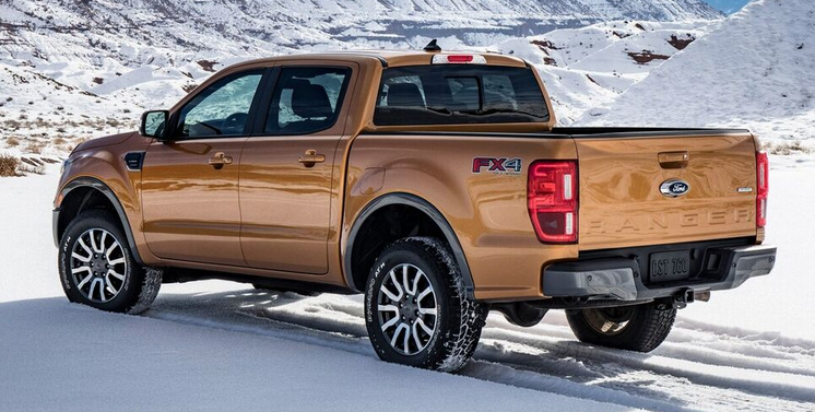 2018 Detroit Auto Show 2019 Ford Ranger The Daily Drive