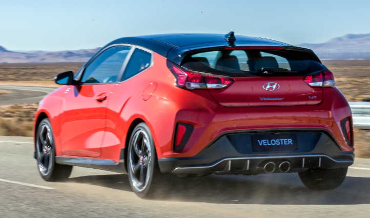 2018 Hyundai Veloster Spec >> 2018 Detroit Auto Show: 2019 Hyundai Veloster | The Daily Drive | Consumer Guide® The Daily ...