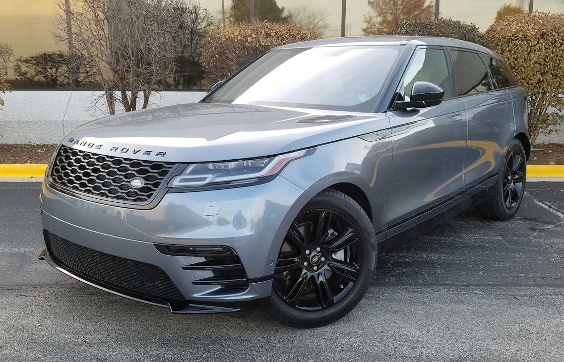 Test Drive 2018 Land Rover Range Rover Velar The Daily