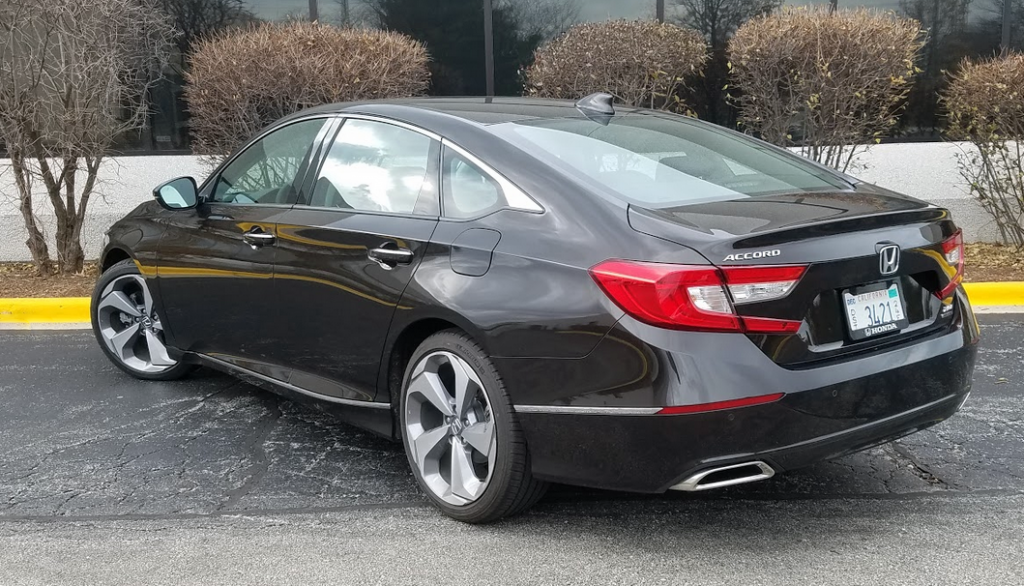 Test Drive: 2018 Honda Accord Touring 2.0T | The Daily ...
