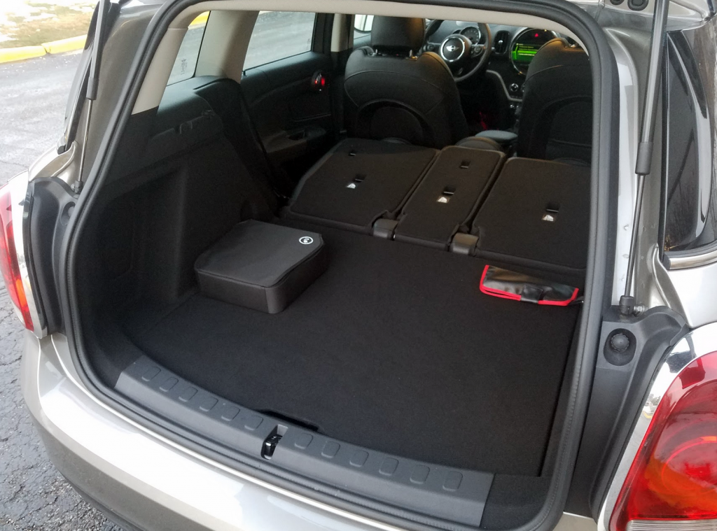 Countryman Plug-In Cargo Area