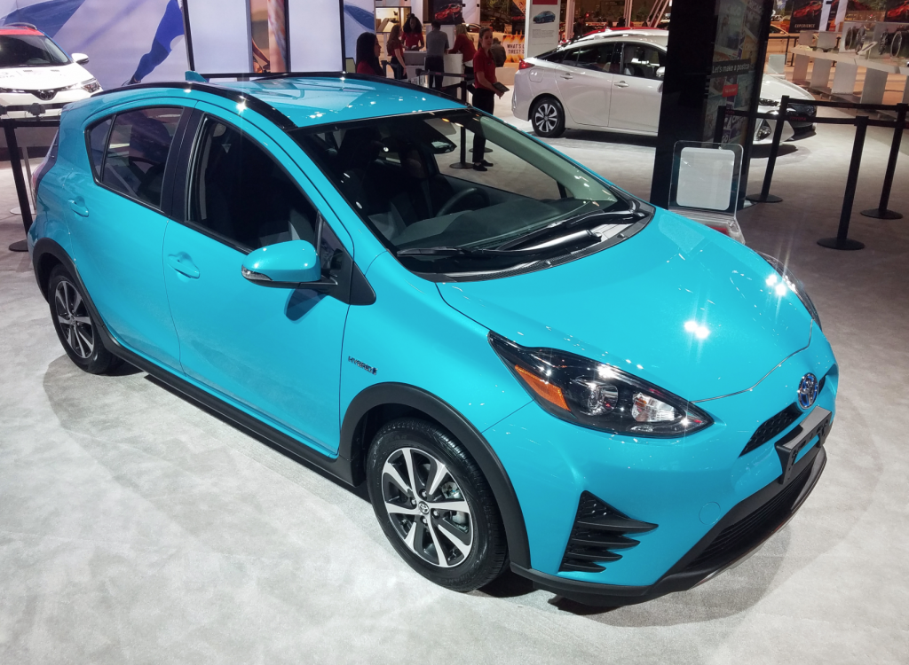 Local Color Unusual Paint Hues At The 2018 Chicago Auto