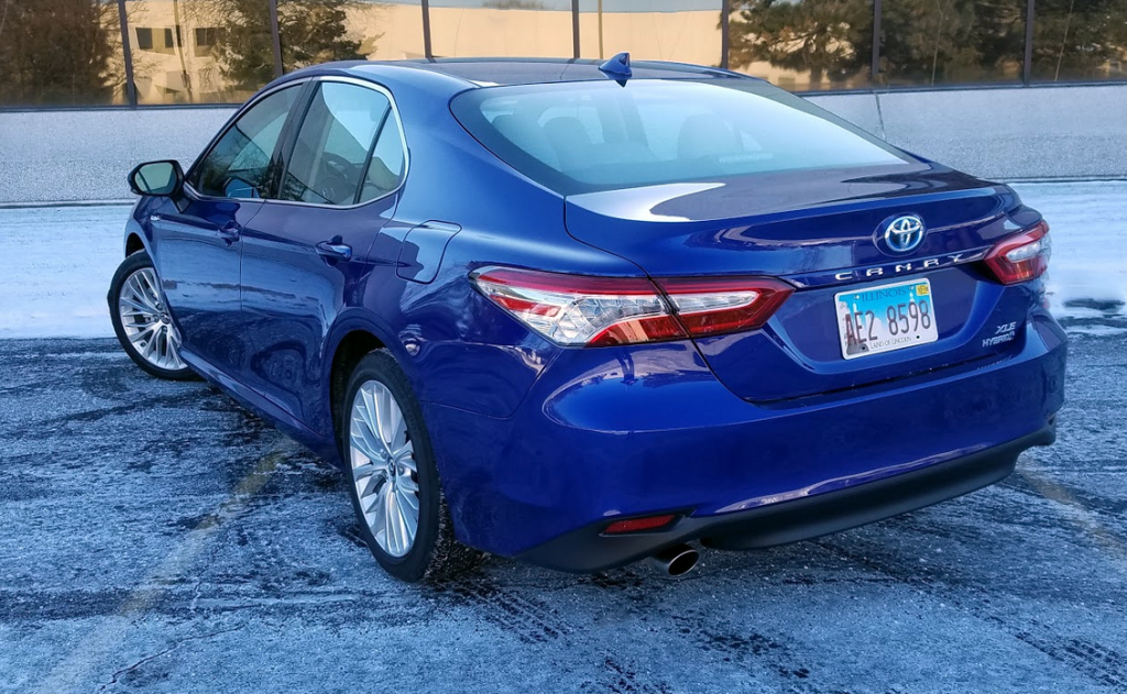 2018 Camry Hybrid Review