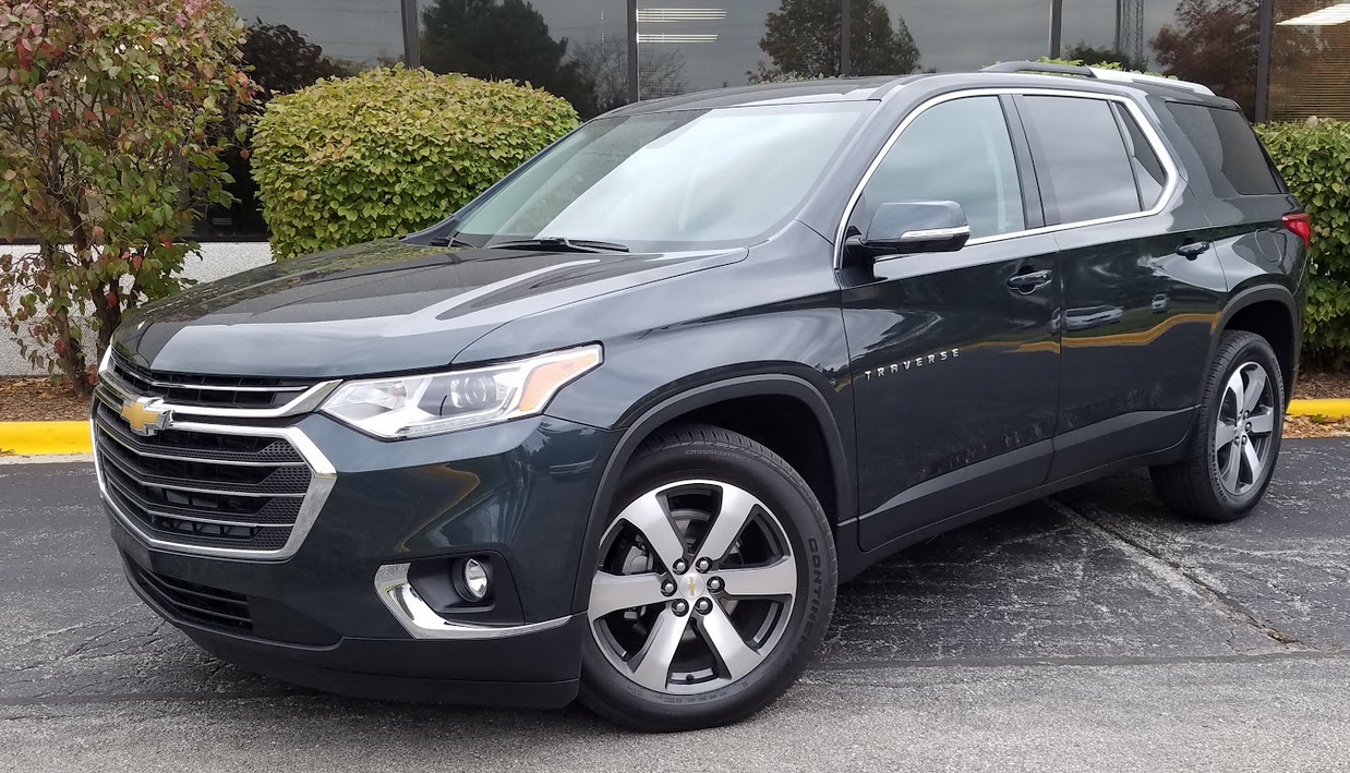 Used Chevy Traverse >> Test Drive: 2018 Chevrolet Traverse | The Daily Drive | Consumer Guide® The Daily Drive ...