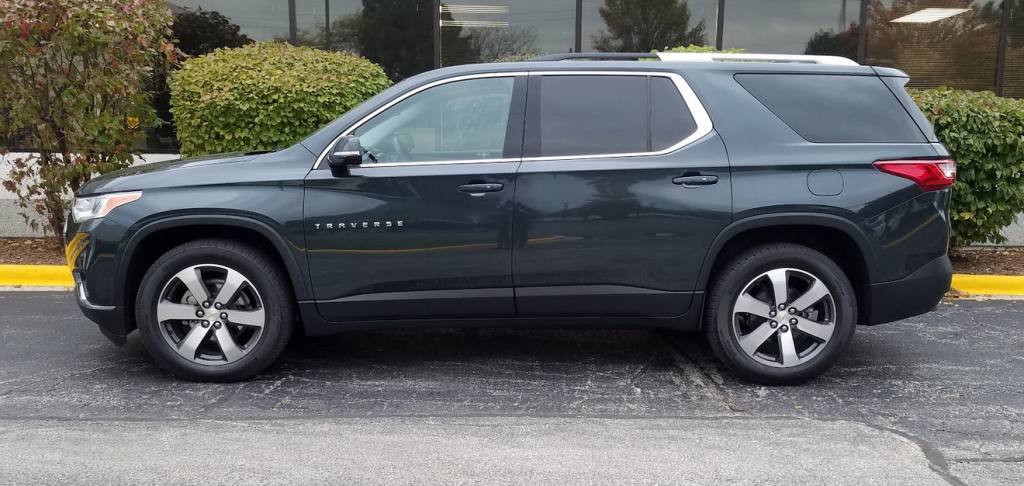Test Drive 2018 Chevrolet Traverse The Daily Drive