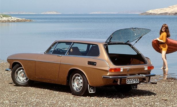 1972 Volvo P1800S Shooting Brake