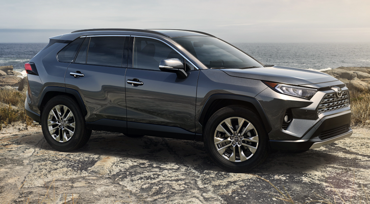 2019 Highlander Hybrid >> 2018 New York Auto Show: 2019 Toyota RAV4 | The Daily Drive | Consumer Guide® The Daily Drive ...
