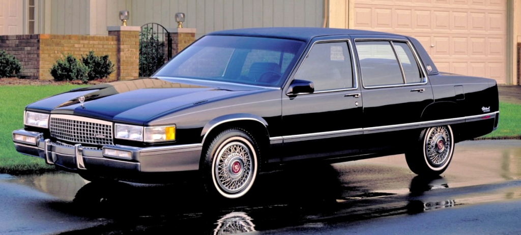 1990 Cadillac Fleetwood Sixty Special