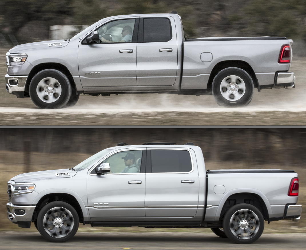 2019 Ram 1500 The Daily Drive Consumer Guide