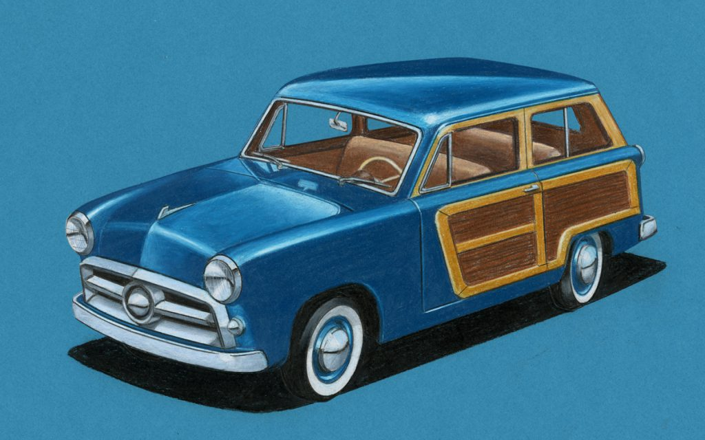 1953 Crosley by Ford