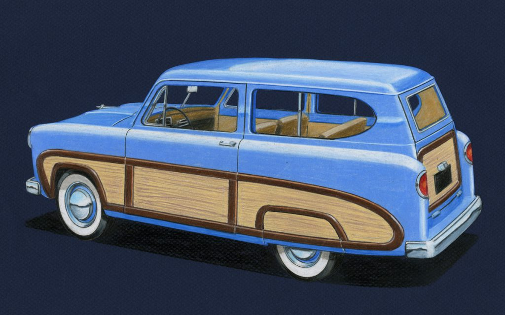 1953 Crosley by Hudson