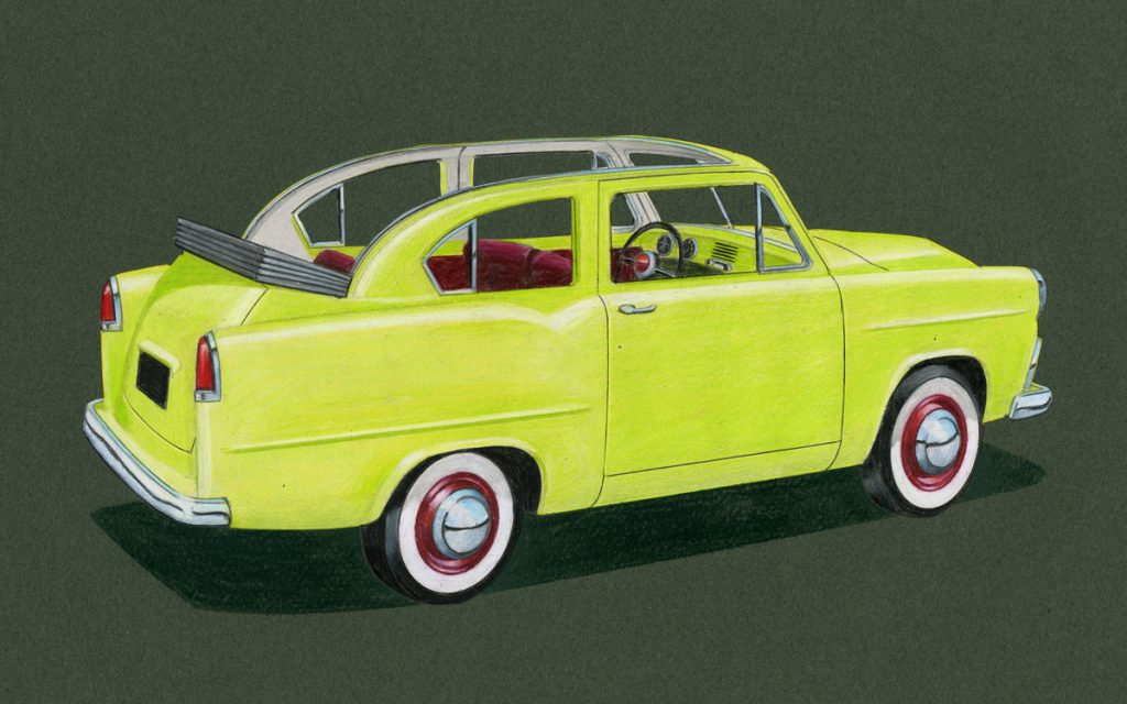 1953 Crosley by Kaiser