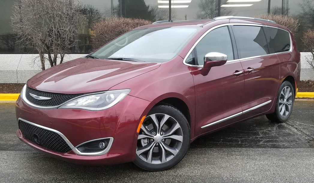 Tire Ratings Guide >> Test Drive: 2018 Chrysler Pacifica Limited | The Daily ...