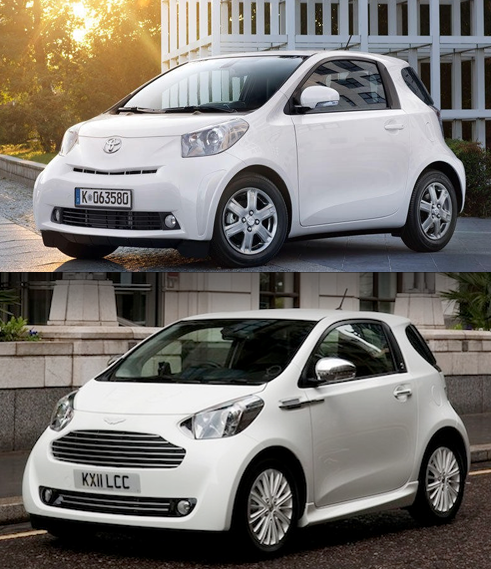 What Was The Aston Martin Cygnet The Daily Drive Consumer Guide - Cygnet aston martin