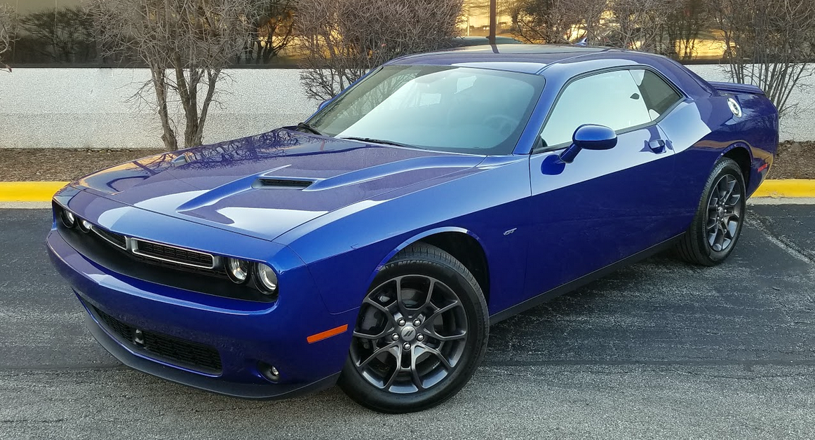 Quick Spin 2018 Dodge Challenger Gt The Daily Drive