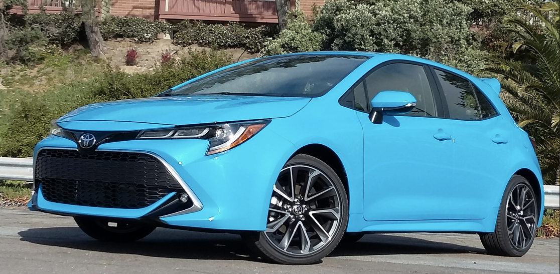 2019 Toyota Corolla Hatchback The Daily Drive Consumer Guide