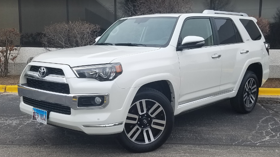 2018 Toyota 4runner Limited The Daily Drive Consumer Guide 174