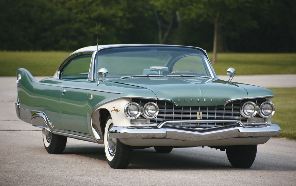 1960 Plymouth Fury Hardtop Coupe