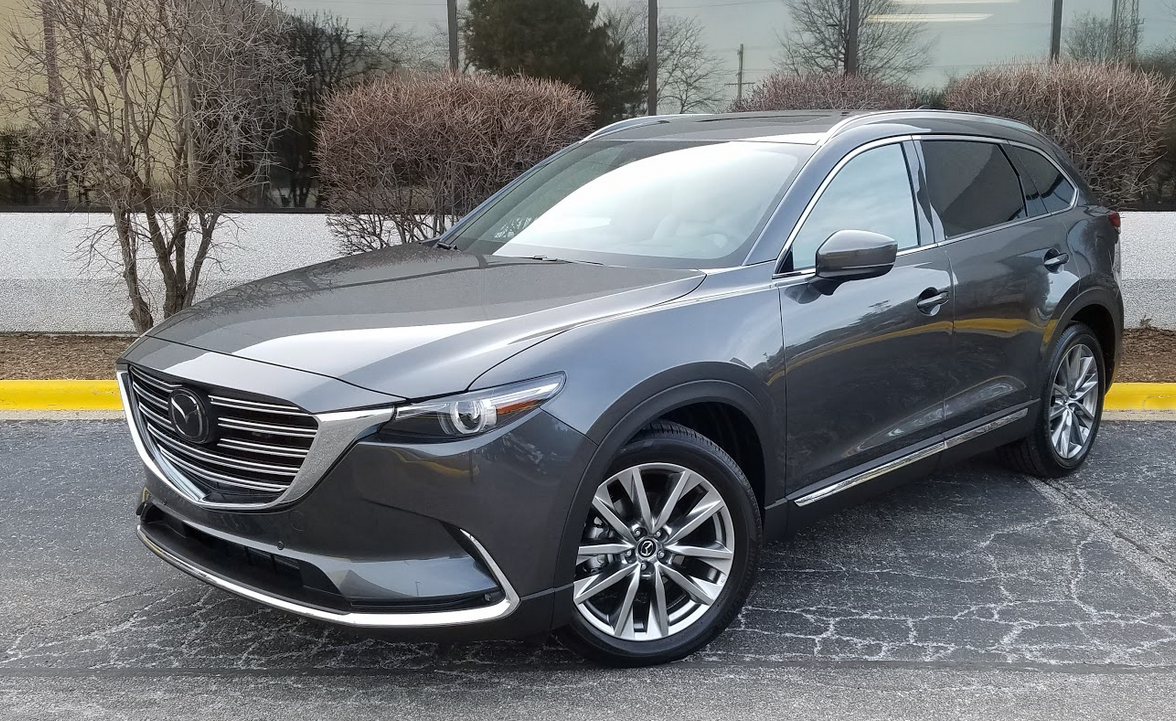 Test Drive: 2018 Mazda CX-9 Grand Touring | The Daily ...