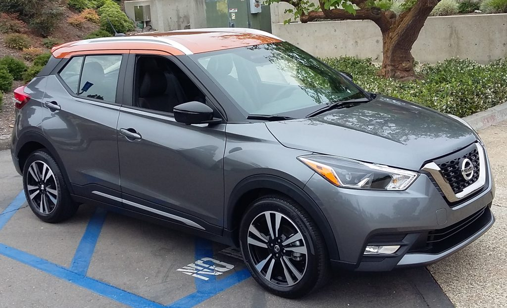 2018 Nissan Kicks The Daily Drive | Consumer Guide®