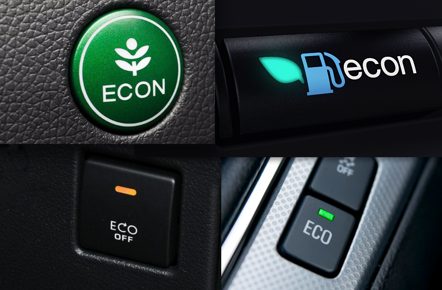 What Does The Eco Button Do?