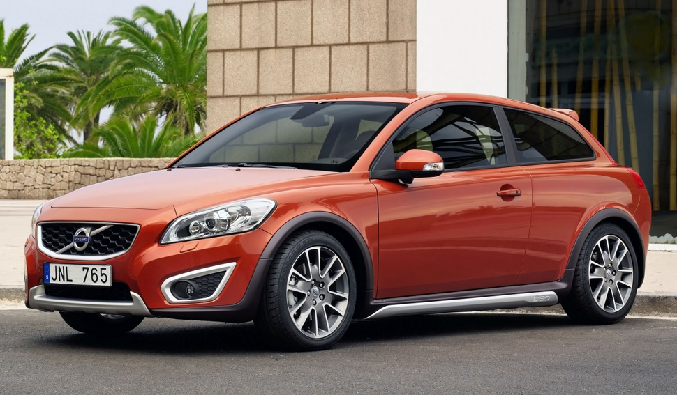 2013 Volvo C30, Volvo C30 Review