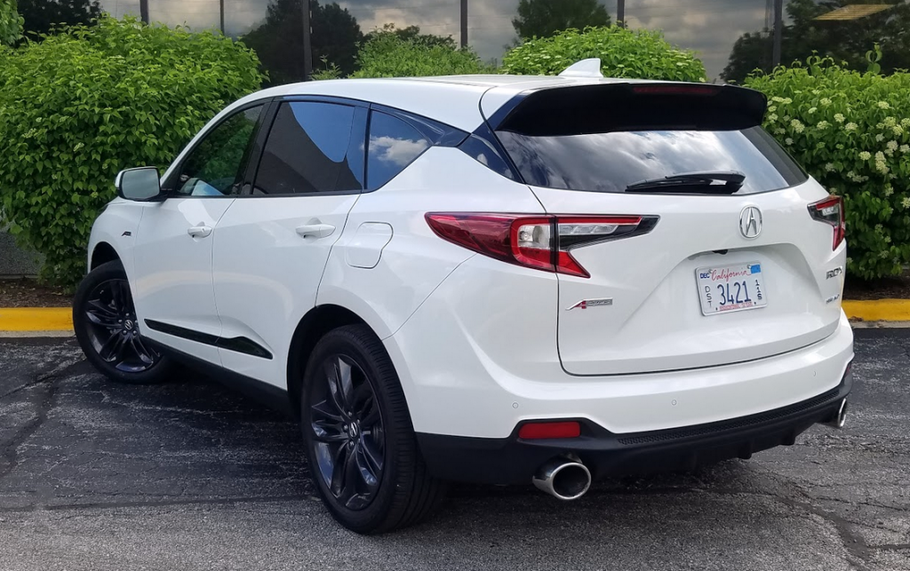 Test Drive 2019 Acura Rdx A Spec The Daily Drive Consumer Guide