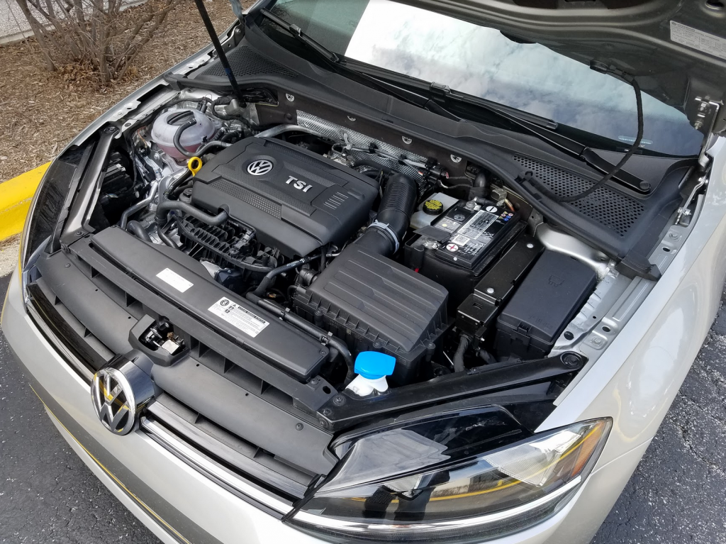 VW 1.8T Engine