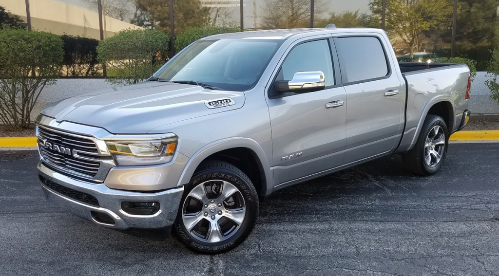 Test Drive 2019 Ram 1500 Laramie The Daily Drive Consumer Guide