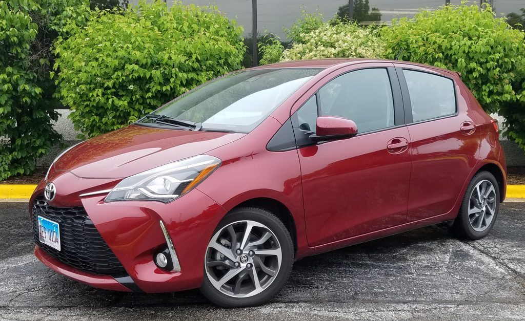 2018 Toyota Yaris SE 5-door Hatchback