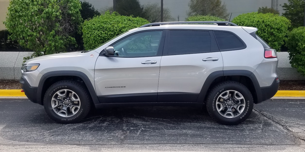 Test Drive: 2018 Jeep Cherokee Trailhawk