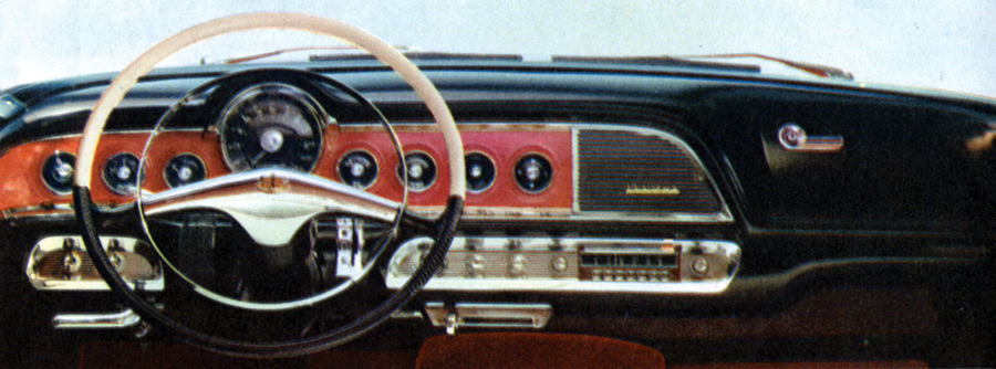 1955 Dodge Dashboard