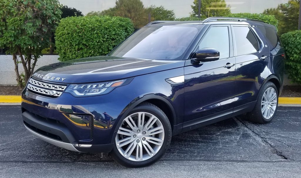 2018 Land Rover Discovery Diesel