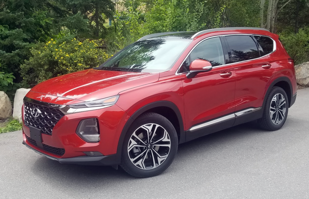 First Spin 2019 Hyundai Santa Fe The Daily Drive Consumer Guide