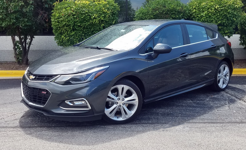 Test Drive 2018 Chevrolet Cruze Diesel The Daily Drive Consumer