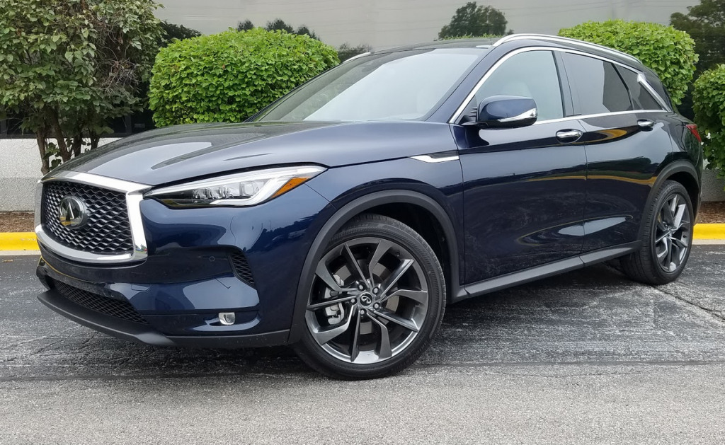 Infiniti Qx50 Price >> Test Drive: 2019 Infiniti QX50 | The Daily Drive | Consumer Guide® The Daily Drive | Consumer Guide®