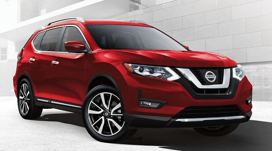 2018 Nissan Rogue Hybrid, Most Fuel Efficient Crossovers