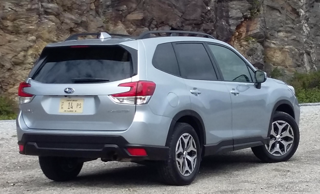 First Spin 2019 Subaru Forester The Daily Drive Consumer Guide
